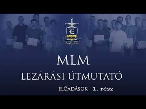 MLM Lezárási Útmutató – 1. rész