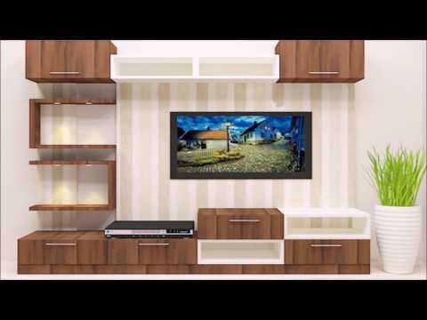 TV Unit & Cabinet Designs For Livng Room Online In India