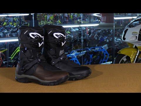 Alpinestars Belize Drystar Boots Review YouTube