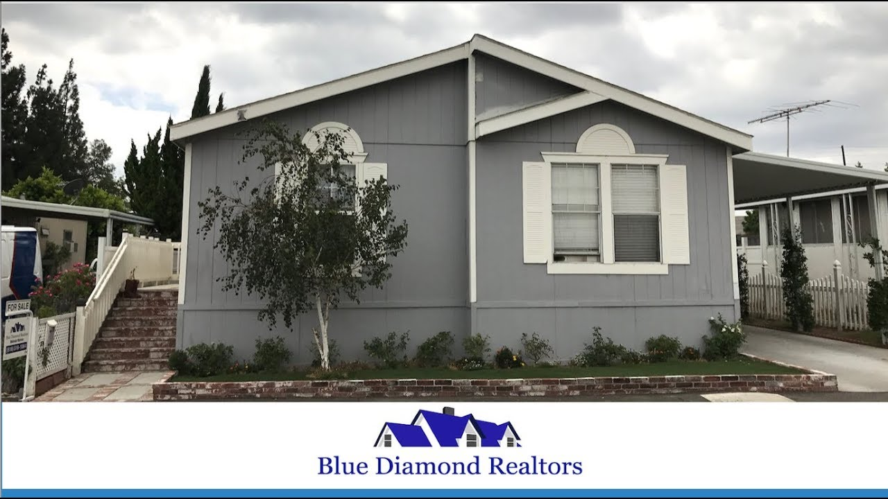 New Listing By Blue Diamond Realtors Chatsworth Mobile Home Park 42 Listed For 160000