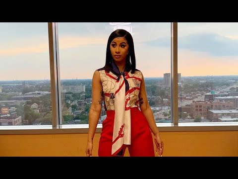 Cardi B.'s NEW Message About Politics