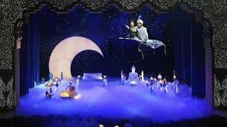 [HD] 2015 Disney's Aladdin: A Musical Spectacular California Adventure 1080p 60fps Full Show