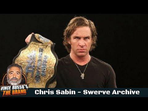 Chris Sabin Shoot Interview w/ Vince Russo - Swerve Archive