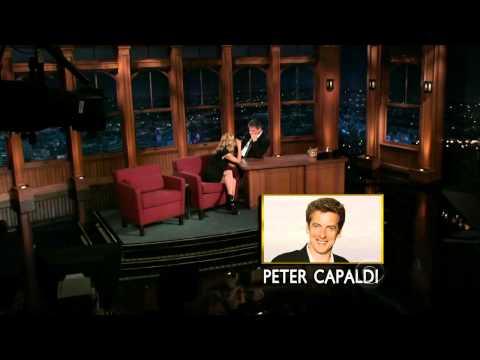 Late Late Show with Craig Ferguson 11/24/2009 Maria Bello, Peter Capaldi, Relentless7