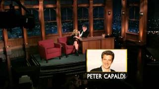 Late Late Show with Craig Ferguson 11/24/2009 Maria Bello, Peter Capaldi, Relentless7