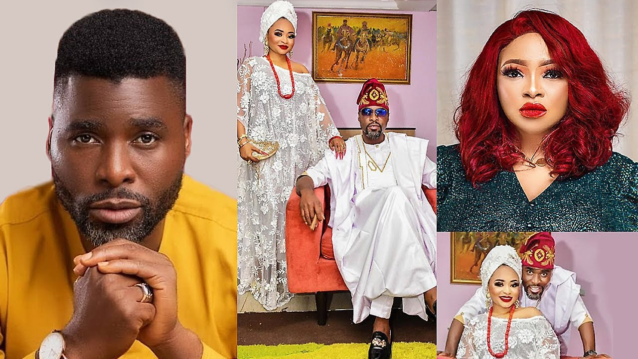 Download Ibrahim Chatta Is My Ex And I'm Happily Married Now, Yoruba Actress Funmi Awelewa Says As Celebrates