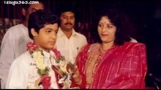 Jr NTR with his Parents Harikrishna & Shalini