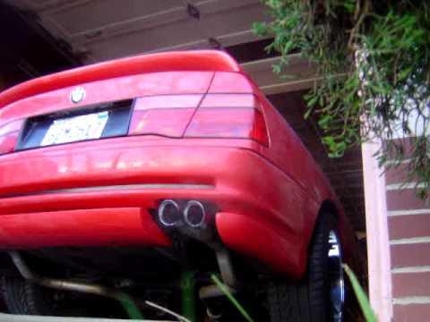 Bmw V12 850i Exhaust Clip 3 Dinan 850 Ci 850 Csi E31