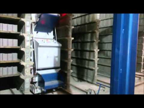 Fábrica de blocos Men Land Lda - Luanda Angola