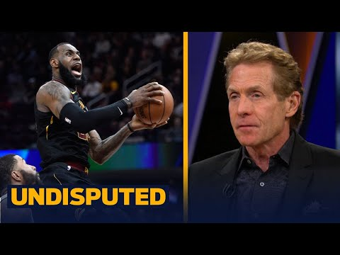 Skip and Shannon react to the Wizards beating LeBron's Cavaliers, 110-103 | UNDISPUTED