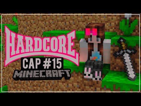 Llego hasta lo más profundo... | Cap 15 | #MinecraftHardcore