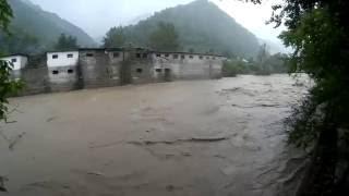 Тайфун Лайонрок г.Дальнегорск. Приморский край. 2016г