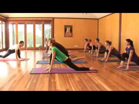 Purna Yoga Level 1 - Class 3 - YouTube