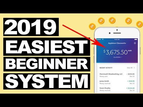 MAKE $10,000 EVERY MONTH WITH ZERO MONEY IN 2019 (THE LAZY WAY!)
