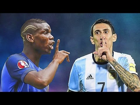 Pogba & Di Maria - MAGIC SKILLS