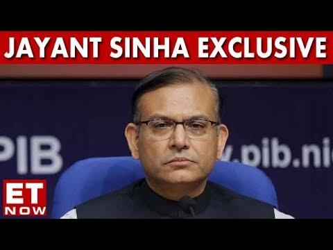 India Development Debate   The Big Jayant Sinha Exclusive