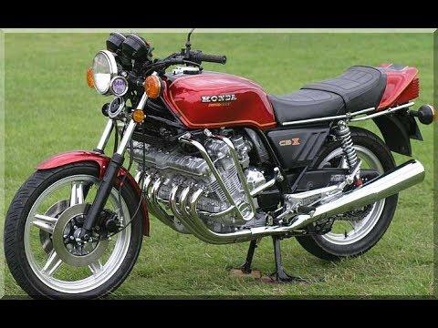 Honda Cbx 1000 Best Sounding Motorcycle