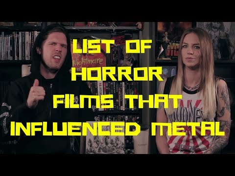 List Of Horror Films That Influenced Metal