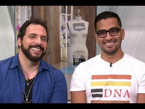The Latest Of 'Project Runway' With Garo And Sebastian | New York Live TV