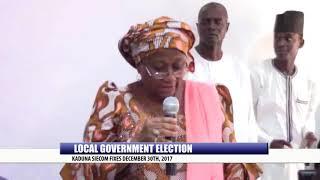 LOCAL GOVERNMENT ELECTION: KADUNA SIECOM FIXES DECEMBER 30TH, 2017