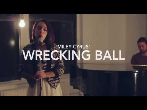 Miley Cyrus ‒ Wrecking Ball ‒ Kimi Lundie Cover