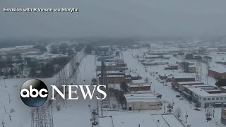 Power slowly returning t๐ Texas after massive winter storm