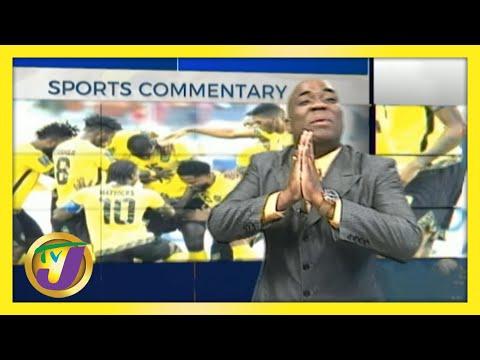 Reggae Boyz Team Selection   TVJ Sports Commentary - June 7 2021