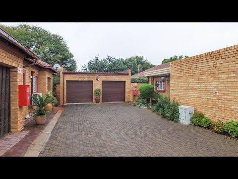 2 Bedroom Townhouse for sale in Gauteng   Pretoria   Moot   Kilner Park   T168865