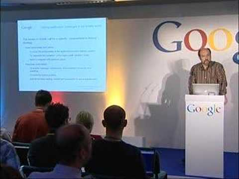 Google London Test Automation Conference Opening