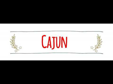 American vs Australian Accent: How to Pronounce CAJUN in an Australian or American Accent