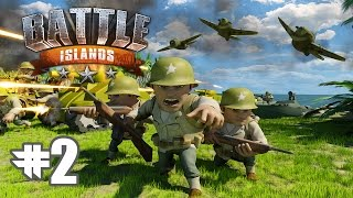 Battle Islands Gameplay - Part 2 - Joined By A New Friend (PC HD)