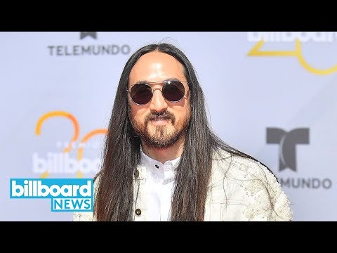 New Steve Aoki and BTS Collaboration On The Way   Billboard News