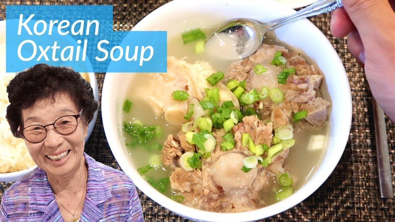 korean oxtail stew recipe