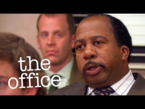 Did I Stutter?  - The Office US