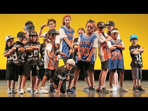 Corso Hip Hop Bambini - Scuola On Stage Brescia