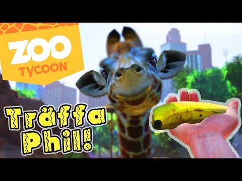 Bebis giraffern Phil🍌 Zoo Tycoon #2