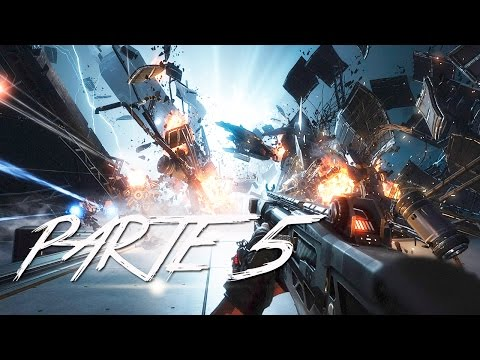 TITANFALL 2 PARTE  5 | GAMEPLAY EN ESPAÑOL | LETS PLAY | PS4
