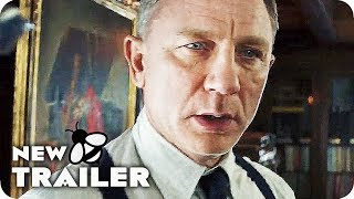 KNIVES OUT Trailer (2019) Chris Evans, Daniel Craig Mystery Movie