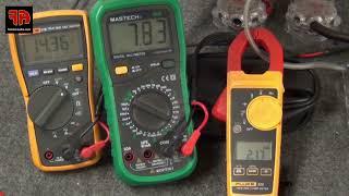 4Mobile soittimen pääteasteen ja SUB-outin mittaukset