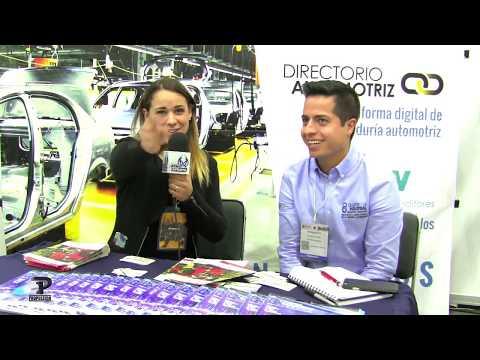 Cluster Industrial presente en Expo Manufactura 2016