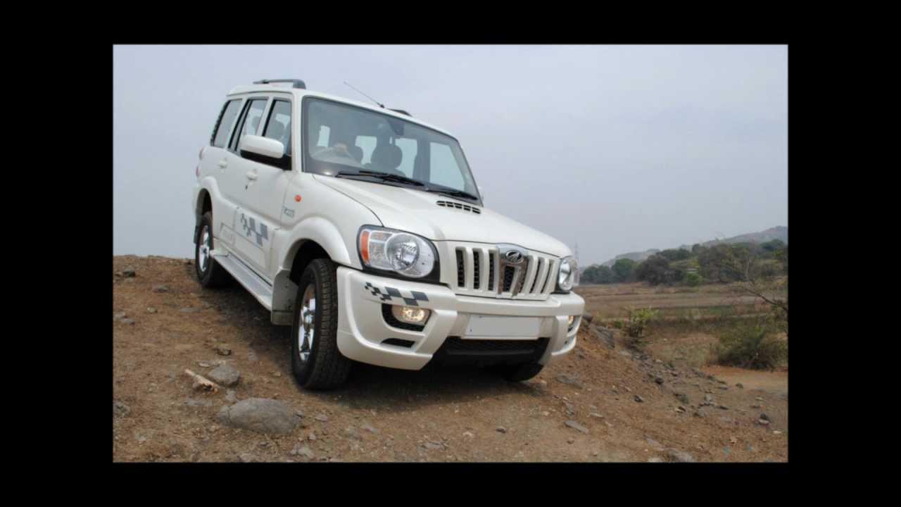 Car In India Mahindra Scorpio New Avatar 2012 Youtube