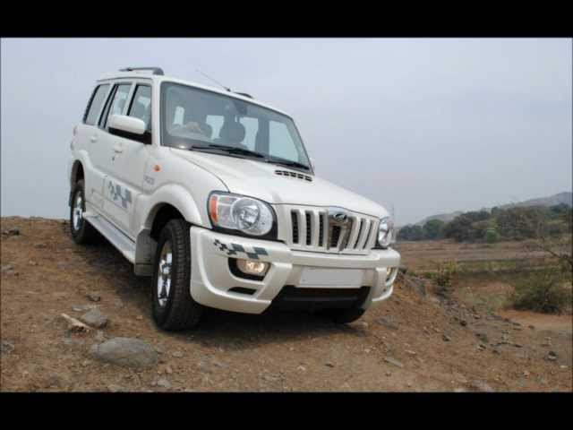 Car In India Mahindra Scorpio New Avatar 2012 Video Watch Now