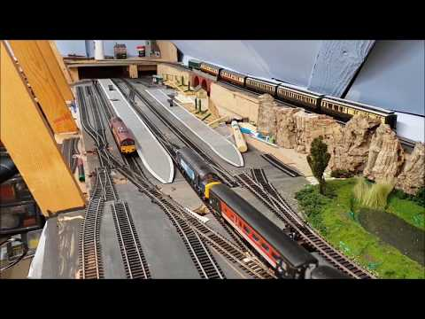 My 00 Gauge Model Railway Part 10