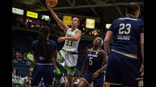 Women's Basketball: SMU at USF thumbnail