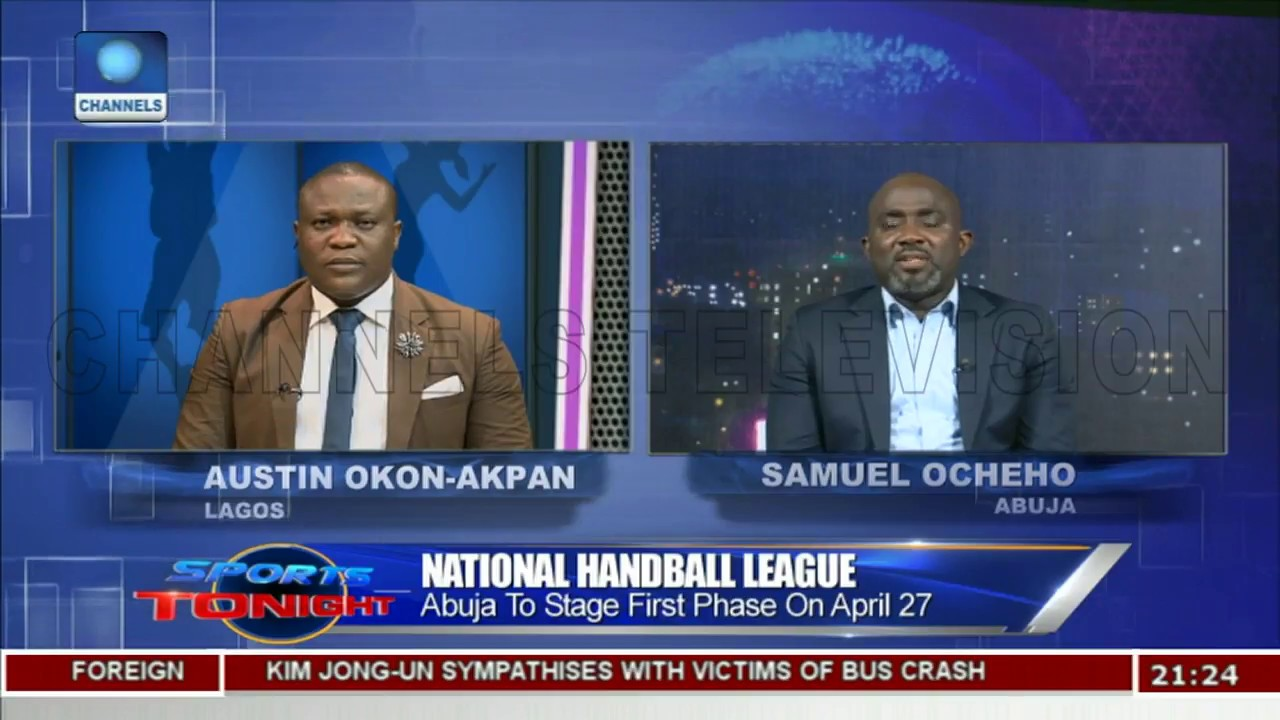 Analysing Development Of Handball In Nigeria  Sports Tonight 