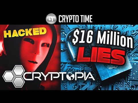 Cryptocurrency Exchange LIES About How Much They Were Hacked For!