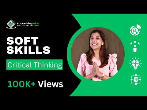 Soft Skills - Critical Thinking