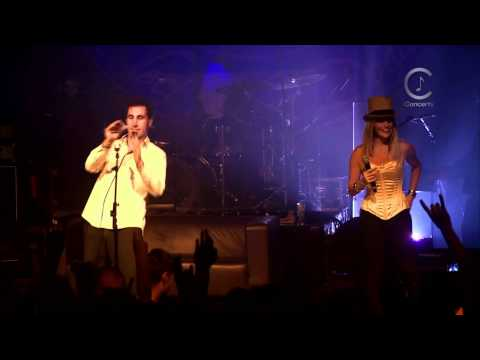 Serj Tankian - Lie Lie Lie & Saving Us Feat. Kitty at the Forum 2008 [Full HD]