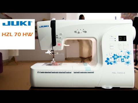 Class 51: JUKI HZL-70HW Computerized home sewing machine