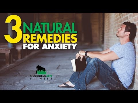 Top 3 NATURAL Remedies for Anxiety | CBD, Reishi, & Nose Breathing